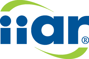 IIAR logo swoosh small